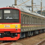『【12月1日ダイヤ改正】Bekasi線から8連が消滅(12月19日)』の画像