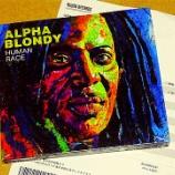 『大晦日にAlpha Blondyのアルバム「Human Race」を手に入れる、良いお年を』の画像