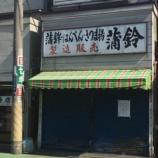 『本町通りのさつま揚げの「蒲鈴」さん、明日閉店。』の画像