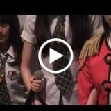 SKE48松村香織のGoogle+動画がまるでDVD特典みたいに!
