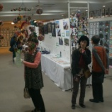 『桔梗町会文化展 開催』の画像