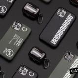 『6/12 発売 NEIGHBORHOOD x CASETiFY(ケースティファイ) スマホアクセサリーが登場』の画像