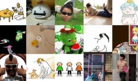 【ネット文化】  日本で アニメーションGIF画像 のコンテストが毎年 開かれてるって?  いろんな 紹介作品を見ていこうぜ。   海外の反応