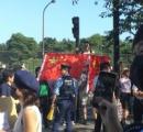 香港人vs中国人 東京でも対立「テメー!コノヤローバカヤロー」日本語で罵倒合戦
