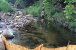 【開催中止のお知らせ】原始人の生活をやってみよう!~天の川生き物調査~