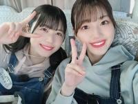 【日向坂46】みーぱん×丹生ちゃんの絡みって珍しい…???