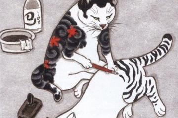 海外「もはや限界を超えている」日本人による圧巻のネコアートが外国人に大好評