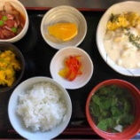 『2号館昼食( とろとろ卵のたらこソース )』の画像