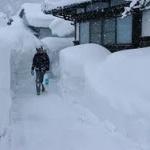 明日大荒れ 東京で降雪3cmの予想