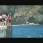 海で水きり小笠原動画,ジャブジャブ水遊び公園スー3鈴木正三