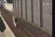 【東京】車内で女性の足がぶつかり、怒った男性が非常停止ボタン ホームに降りて線路を歩く 身柄確保/JR京葉線・新木場駅