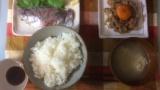 自分で釣った魚を料理してご飯作ったよー※画像あり)