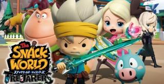 【ゲーム売上】3DS『スナックワールド』は『妖怪ウォッチ』を上回る出足!『ドラクエ11』は3週連続で首位!