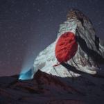 【スイス】マッターホルンに日の丸を投影!「難局を共に乗り切るために、希望の光を」 [海外]