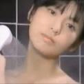 南野陽子 シャワー映像