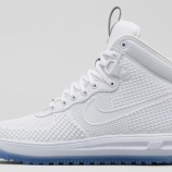 『NDC Link: Nike Lunar Force Duck Boot PRM White/White』の画像