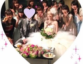 吉澤ひとみ結婚パーティーにモー娘。OG集合!「ハッピーサマーウエディング」歌う