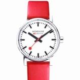 『ミニマリズムな腕時計。MONDAINE evo2』の画像