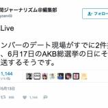『文春砲が乃木坂46メンバーの可能性・・・』の画像