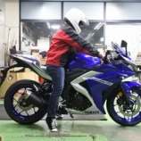 『『YZF-R25/R3 & MT-25/03』 足がつかなくって委員会!?』の画像