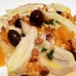 『イタリアの冬の定番さわやかサラダ!フィノッキオとオレンジ!』の画像