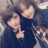 『【乃木坂46】AKB48永尾まりや 若月佑美との2ショットをtwitterで公開!!!』の画像