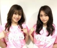 【欅坂46】虹花とねんさんダブル始球式あるんじゃね!?