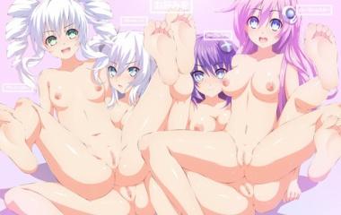 『【2次】貧乳とか裸足とか趣味全開』の画像
