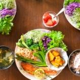 『鮭のレモンバターソテーでワンプレート休日ご飯』の画像