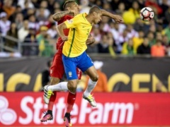 """<コパアメリカ2016>【 ブラジル×ペルー 】試合結果!ペルーが """"神の手"""" ゴール!ブラジルは得点奪えず1-0!ブラジルはGL敗退!"""