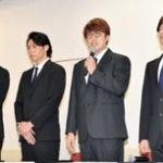 玉川徹氏、純烈メンバーの涙の謝罪会見に違和感「なんで泣いていたんですかね?」