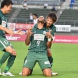 『FC岐阜 3試合ぶりの勝点3を獲得!! 群馬に2-0で勝利! / SKE48 町音葉 アンバサダーに就任!』の画像