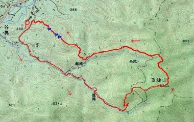『春の玉峰山(820m) Mar.15,2021』の画像