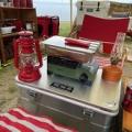キャンプで燻製!熱源はガスコンロ!10分あれば燻製ができるのでおすすめ。