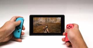 Nintendo Switch版『スカイリム』のPVが公開!Joy-Conの直感操作や、「amiibo ゼルダの伝説」にも対応!