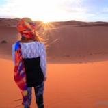 『【モロッコ/西サハラ/モーリタニア】今回のアフリカ大陸のルートなど』の画像