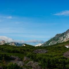 白馬岳登山 下山とプチ観光【3日目】