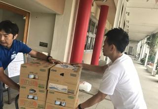 【朗報】宮迫博之、千葉県でボランティア活動