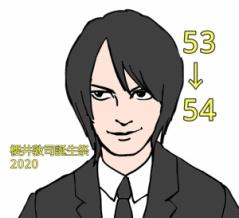 櫻井敦司誕生祭2020をHURRY UP MODEで開催します。