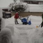 『またしても低気圧の大雪』の画像