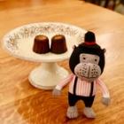 『スイーツ 京阪樟葉 【Gorille】全てに拘りが溢れるスイーツカフェに心奪われ、夢中になるひと時を過ごしました♡』の画像