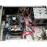 『Mac mini (mid 2010)を買うつもりが、PCパーツに化けた。その4 これでしばらく様子を見よう。』の画像