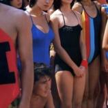 『【画像】昭和のポロリ水泳大会の様子wwwwwwwwww』の画像