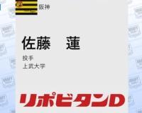 【阪神】ドラフト3巡目は上武大学の佐藤蓮投手!!