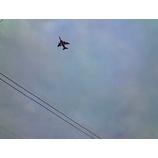 『飛行物体発見!!』の画像