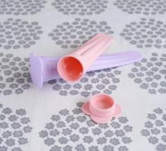 【ダイソー】アイスポップメーカーが、水筒用の氷も作れて便利!手を汚さずアイスが食べられる!