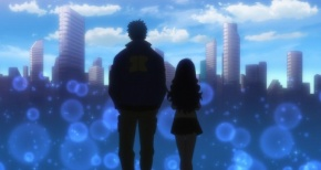 【Dimension W】第7話 感想 キョーマの過去、とても甘い