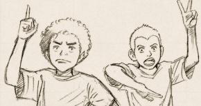 映画『宇宙兄弟#0』あらすじとビジュアルが公開!どうしてヒビト泣いてるん