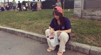 永尾まりやが後だしで開き直り男と海・花火大会に行ったと告白www