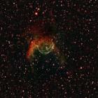 『QBPフィルターによる「トールのかぶと星雲」 2020/01/25』の画像